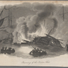 Burning of the Toulon Fleet