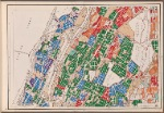 Sectional map of the City of New York, showing 1940 population distribution; map prepared by City Planning Commission. Dept. of City Planning, Sept. 1945.