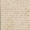 Autograph letter signed to Mary Shelley, 1-3 August 1817