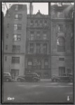 Townhouse and apartment buildings: 141-145 W 86th St-Amsterdam-Columbus, Manhattan