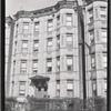 [Brick row houses: unknown New York City borough]