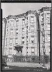 Brick row houses: unknown New York City borough