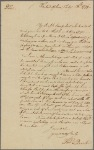 Letter to [Thomas Hart?]