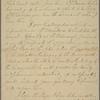 Letter to Governor Abner Nash [Hillsborough]