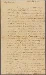 Letter to Maj.-Gen. Philip Schuyler, Ticonderoga; by favor of R. R. Livingston