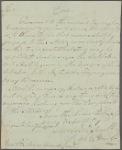 Letter to Maj.-Gen. Lincoln