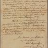 Letter to Seaborn Jones, Augusta, Ga