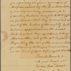 Letter to Joseph Reed, President of Pennsylvania