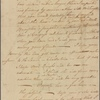 Letter to Timothy Dwight, Northampton, Mass