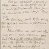 Autograph letter signed to William Thomas Baxter, 3 December 1817