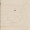 Autograph letter signed to Charles Ollier, 7 December 1817