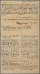 """Boston, April 9, 1773. Circular letter to the committees of other towns, communicating an extract of a letter """"from a Gentleman of distinction in Virginia,"""" dated Mar. 14, 1773, with the resolutions of the House of Burgesses. """"We congratulate you upon th"""