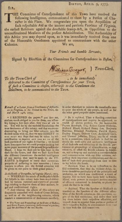 in 1773