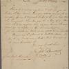 Letter to Mark Alexander
