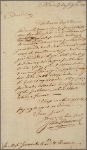 Letter to Maj.-Gen. Artemas Ward and Brig.-Gen. John Thomas