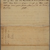 Letter to the Convention or Council of Safety of Maryland