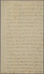 Letter to John Hancock and Samuel Adams, Boston