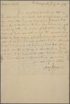 Letter to Ruth G. Hopkins, his daughter, Providence [R. I.]