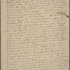 Letter to Gov. Jonathan Trumbull, of Connecticut