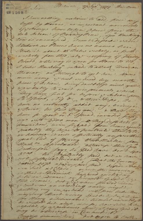 on 9/17/1777