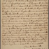 Letter to Abraham Yates [President of the Provincial Congress]
