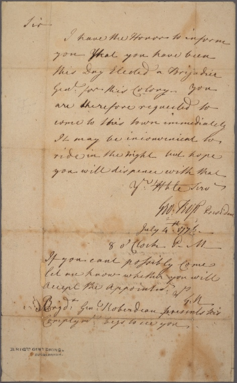 on 7/4/1776