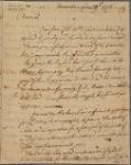 Letter to Caesar Rodney