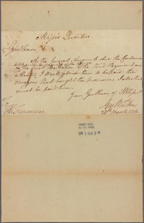 on 3/28/1776