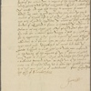 "Letter to ""To or trustie & well beloued Patrik M[aste]r of Gray."""