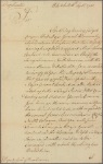 Letter to [William Denny] Deputy-Governor of Pennsylvania