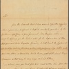 Letter to [Robert Hunter Morris, Governor of Pennsylvania.]