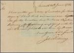 Letter to Noah Emery, Jun., Exeter