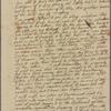 Letter to Josiah Bartlett [Philadelphia]