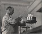 Fermentation laboratory. Prince Georges County, Beltsville, Maryland.