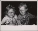 Children of migrant fruit worker, Berrien County, Mich.