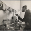 Insecticide laboratory. Prince George County, Beltsville, Maryland.