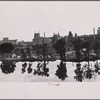 Flour mills along the river, Minneapolis, Minnesota.