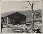 Schoolhouse at Corbin Hollow. Shenandoah National Park, Virginia.