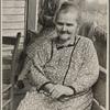 Mrs. Brown, wife of the former postmaster at Old Rag, Shenandoah National Park, Virginia.