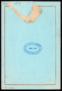 """TENTH ANNUAL DINNER [held by] SUPERINTENDENT INSPECTORS AND CAPTAINS OF POLICE OF NEW YORK CITY [at] """"DELMONICO'S, NEW YORK, NY"""" (REST)"""