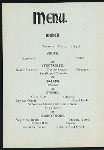 "DINNER [held by] BATTLE CREEK SANITARIUM [at] ""BATTLE CREEK, MI"" (OTHER: SANITARIUM)"