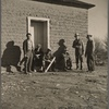 Surveying gang. WPA workers. Bosque Farms Project.