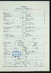 """DINNER [held by] HOTEL KNICKERBOCKER [at] """"NEW YORK, NY"""" (HOTEL;)"""