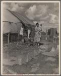 Migrants' camp, California. 1935