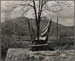 Bridge at foot of Old Ragged Mt. Shenandoah National Park, Va. 1935