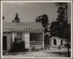 Suburban resettlement house at Hattiesburg, Miss.