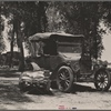 "Camp of California ""fruit tramp."" The car has done duty on the fruit route for 16 years. Outskirts of Marysville, California"