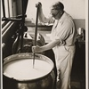 Cheese laboratory, South Building, Department of Agriculture. Beltsville, Maryland.