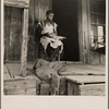 Wife of tractor driver on the Aldridge Plantation. [Near Leland,] Mississippi.
