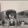 School children. Red House, West Virginia